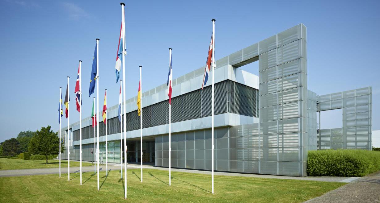 Het hoodkantoor van ETAP in Malle